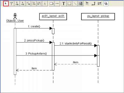 Sequence Diagram From Bowling Game App